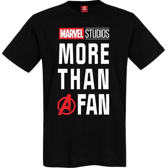 Marvel: More than a Fan T-Shirt