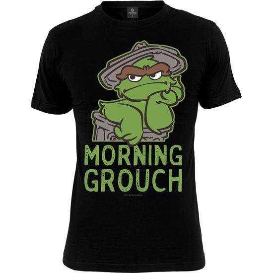 Sesame Street: Oscar Morning Grouch T-Shirt