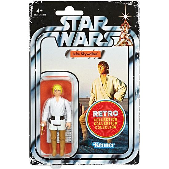 Star Wars: Retro Collection Action Figures 10 cm 2019 Wave 1 6-Pack