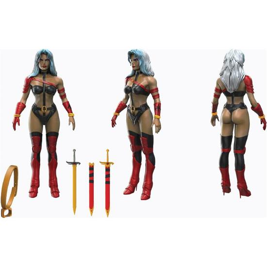 Heavy Metal: Taarna Action Figure 13 cm