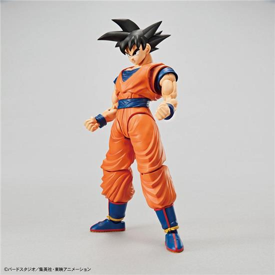 Dragon Ball: Son Gokou Plastic Model Kit 15 cm