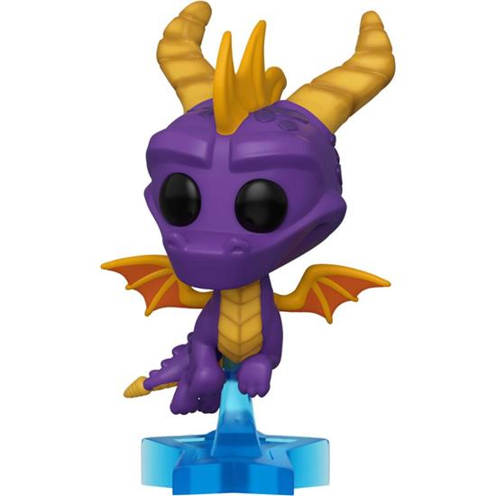 Spyro the Dragon: Spyro POP! Games Vinyl Figur (#529)
