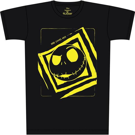 Nightmare Before Christmas: Here Comes Jack T-Shirt