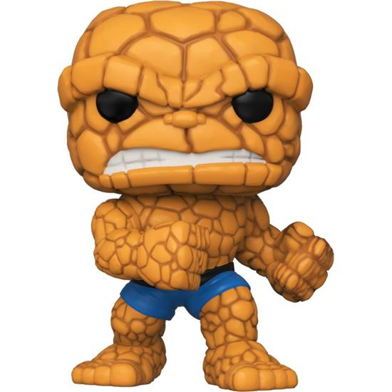 Fantastic Four: The Thing POP! Marvel Vinyl Figur
