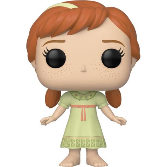 Frost: Young Anna POP! Disney Vinyl Figur