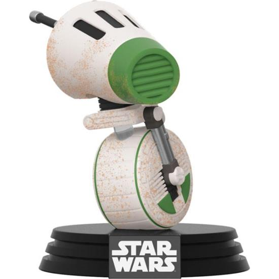 Star Wars: D-0 POP! Movies Vinyl Figur (#312)