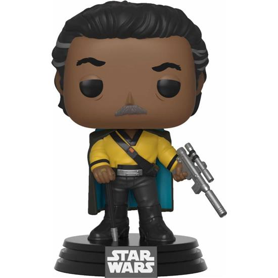 Star Wars: Lando Calrissian POP! Movies Vinyl Figur