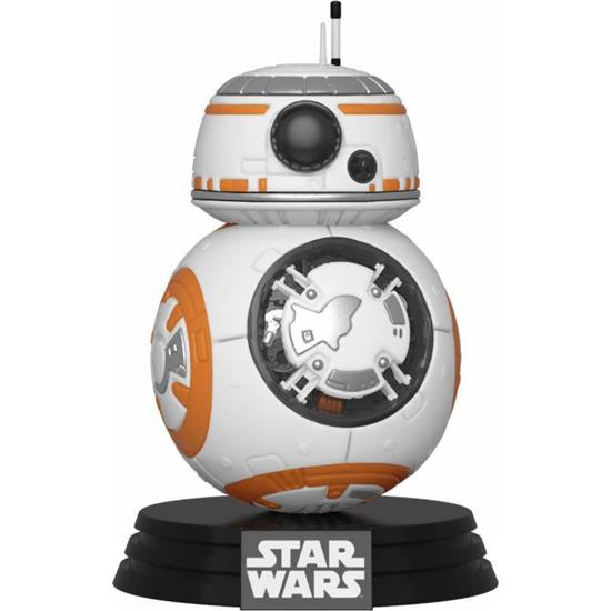Star Wars: BB-8 POP! Movies Vinyl Figur