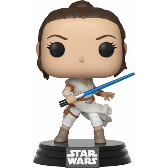 Star Wars: Rey POP! Movies Vinyl Figur (#307)