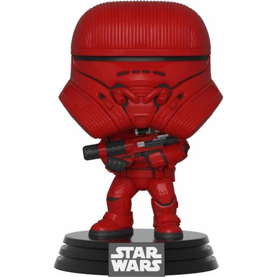 Star Wars: Sith Jet Trooper POP! Movies Vinyl Figur (#318)