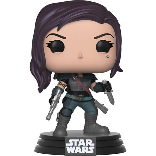Star Wars: Cara Dune POP! TV Vinyl Figur