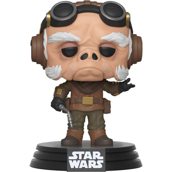 Star Wars: Kuiil POP! TV Vinyl Figur