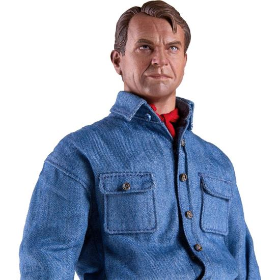 Jurassic Park & World: Dr. Alan Grant Action Figure 1/6 30 cm