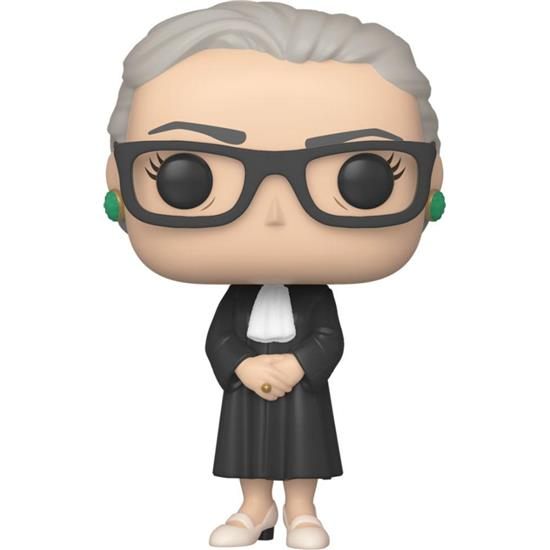 American History: Ruth Bader Ginsburg POP! Icons Vinyl Figur