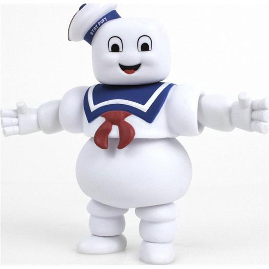 Ghostbusters: Stay Puft Marshmallow Man Vinyl Action Figure 13 cm