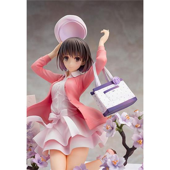 Saekano: How to Raise a Boring Girlfriend: Megumi Kato: First Meeting Outfit Ver. PVC Statue 1/7 25 cm