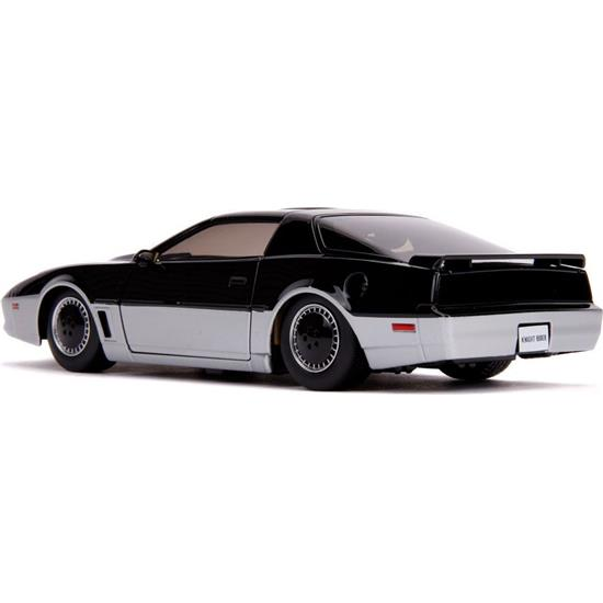 Knight Rider: K.A.R.R. with Light-Up Function Diecast Model 1/24