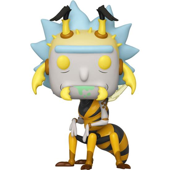 Rick and Morty: Wasp Rick POP! Animation Vinyl Figur (#663)