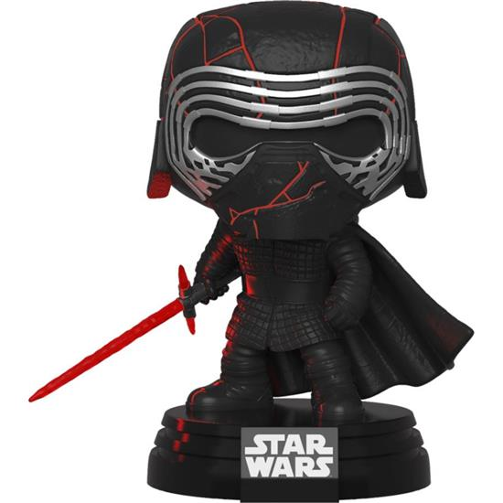 Star Wars: Kylo Ren Electronic POP! Movies Vinyl Figur med Lys og Lyd