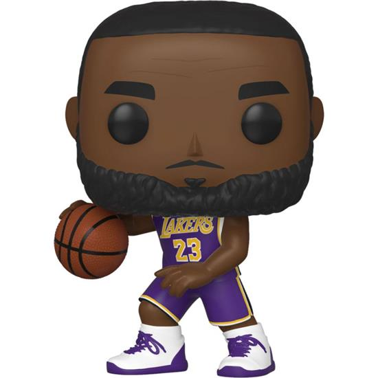 NBA: Lebron James POP! Sports Vinyl Figur