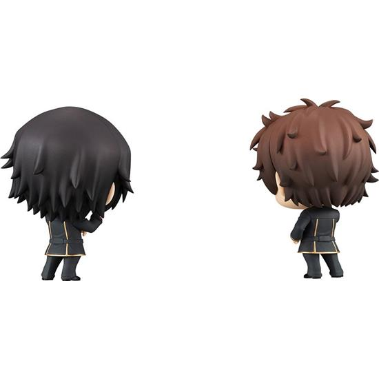 Code Geass: Lelouch of the Rebellion: Lelouch & Suzaku Figure 2-Pack 7 cm
