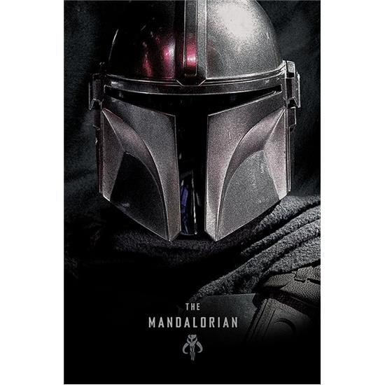 Star Wars: The Mandalorian Plakat Dark