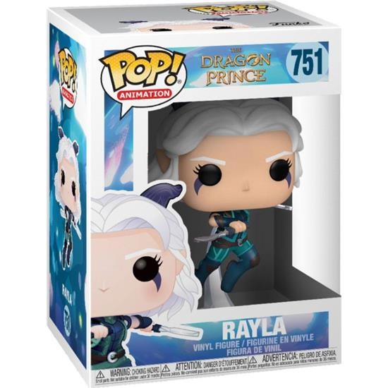 Dragon Prince: Rayla POP! TV Vinyl Figur (#751)