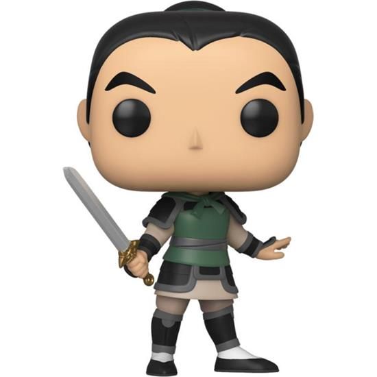 Disney: Mulan as Ping POP! Movies Vinyl Figur (#629)