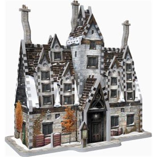 Harry Potter: The Three Broomsticks (Hogsmeade) 3D Puslespil