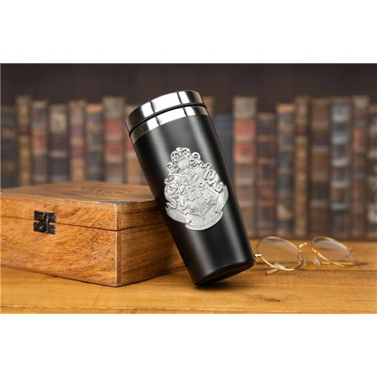 Harry Potter: Hogwarts Travel Mug Metal Badge