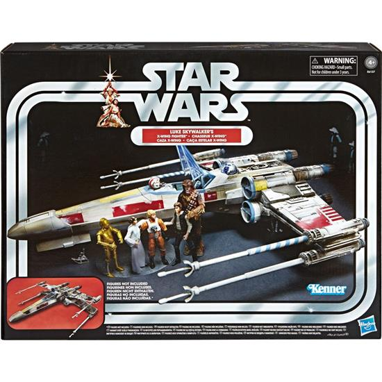 Star Wars: Luke Skywalker Red 5 X-Wing Exclusive Vintage Collection Vehicle
