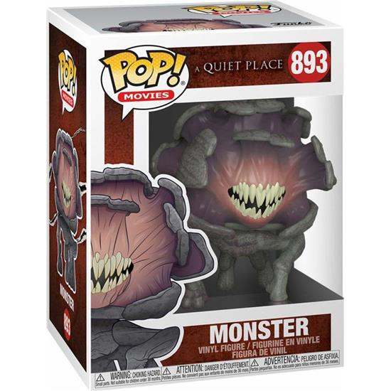 A Quiet Place: Monster POP! Movies Vinyl Figur (#893)