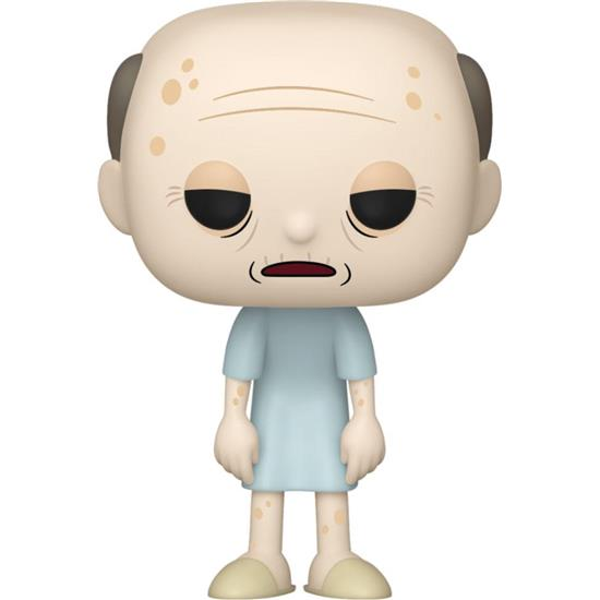 Rick and Morty: Old Morty POP! Animation Vinyl Figur