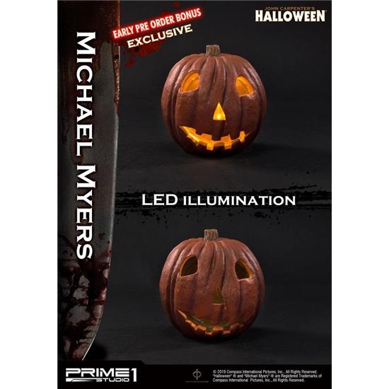Halloween: Michael Myers Bonus Version Statue 1/2 107 cm
