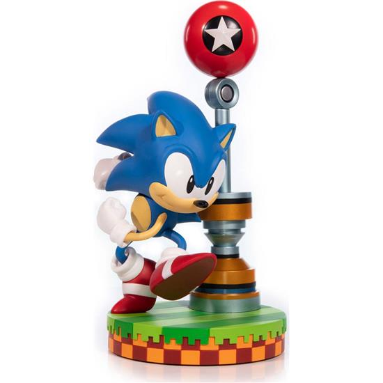 Sonic The Hedgehog: Sonic the Hedgehog PVC Statue 28 cm
