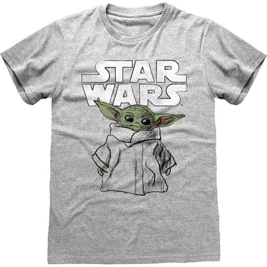 Star Wars: The Mandalorian Baby Yoda T-Shirt