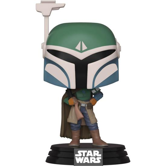 Star Wars: Covert Mandalorian POP! TV Vinyl Figur