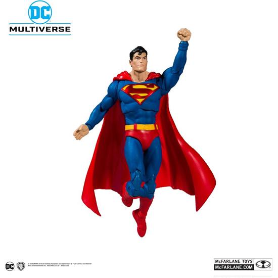 Superman: Superman (Modern) Action Comics #1000 Action Figure 18 cm