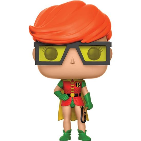 Batman: Carrie Kelley Robin POP! Heroes Figur (#115)