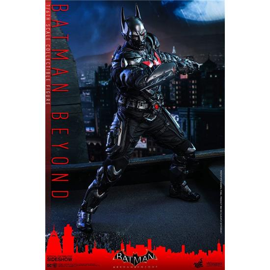 Batman: Batman Beyond Videogame Masterpiece Action Figure 1/6 35 cm