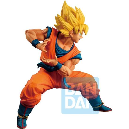Dragon Ball: SSJ Son Goku (Ultimate Variation) PVC Statue 18 cm