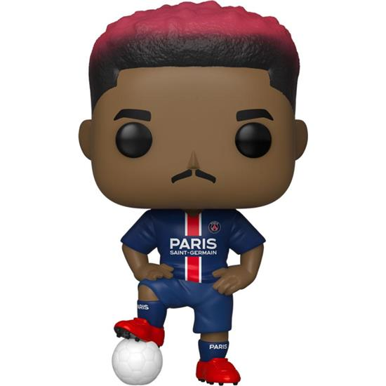 EPL: Presnel Kimpembe (Paris Saint-Germain) POP! Football Vinyl Figur