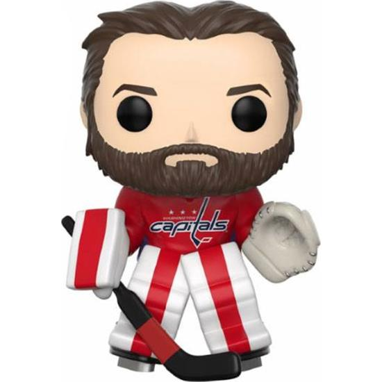NHL: Braden Holtby POP! Hockey Vinyl Figur (#16)