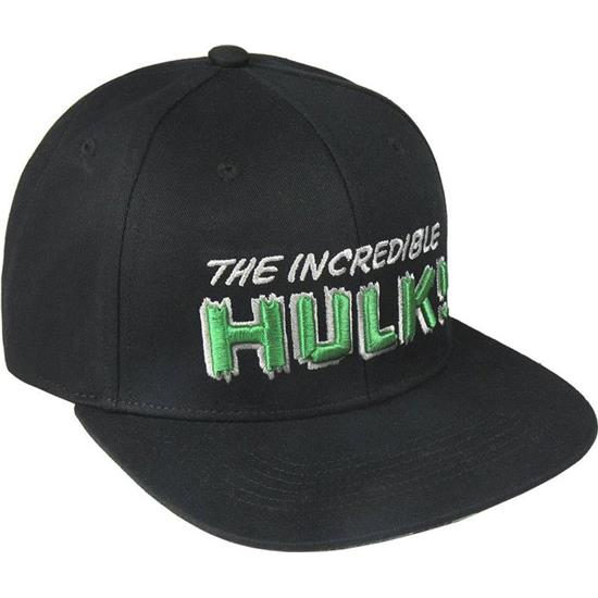 Marvel: The Incredible Hulk Snapback Cap