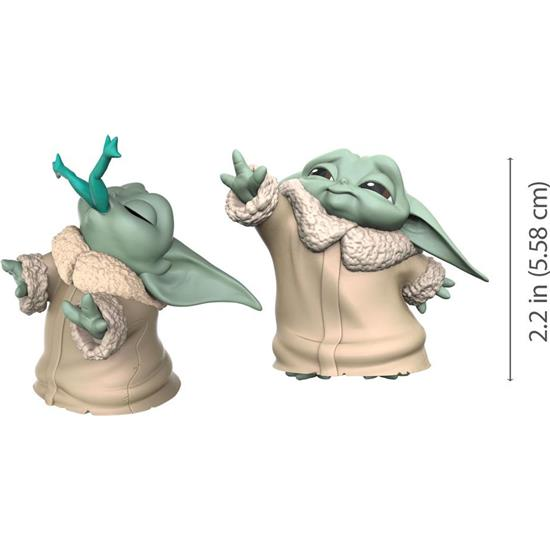 Star Wars: The Child Froggy Snack & Force Moment Figure 2-Pack