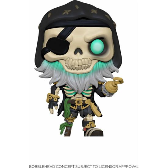 Fortnite: Blackheart POP! Games Vinyl Figur