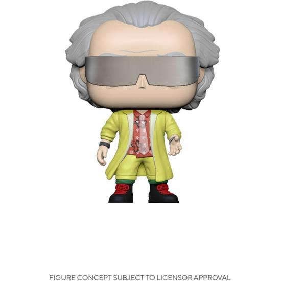 Back To The Future: Doc 2015 POP! Vinyl Figur
