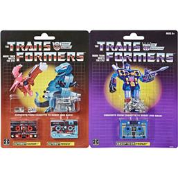 Transformers: Vintage G1 Mini-Cassettes HasCon 2019 Exclusive 3-Pack
