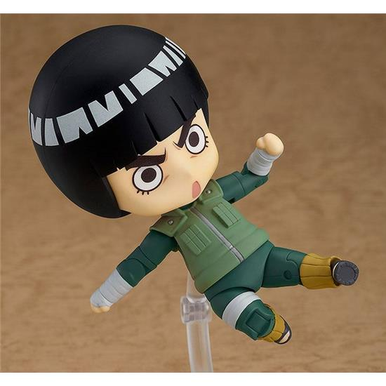 Naruto Shippuden : Rock Lee Nendoroid PVC Action Figure 10 cm