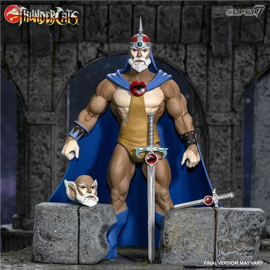 Thundercats: Jaga the Wise Thundercat Mentor Ultimates Action Figure 18 cm